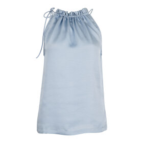 NEO NOIR - PAULA TOP - LIGHT BLUE