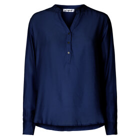 CO COUTURE - NAVY COCO NORMA BLUSE