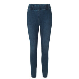 GLOBAL FUNK - ZOLA JEANS - DARK BLUE VINTAGE