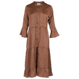 NEO NOIR - MILO MINI FLOWER DRESS