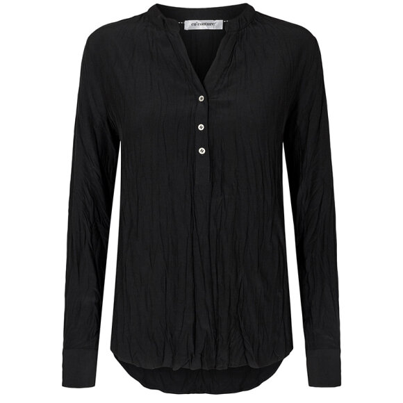 CO COUTURE - SORT COCO NORMA BLUSE