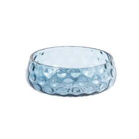 KODANSKA - SMALL DANISH BOWL - BLUE SMOKE