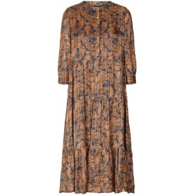 LOLLYS LAUNDRY - OLIVIA DRESS FLOWER PRINT
