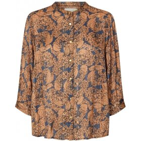 LOLLYS LAUNDRY - AMALIE SHIRT FLOWER PRINT