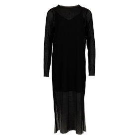 NEO NOIR - VOGUE DRESS BLACK