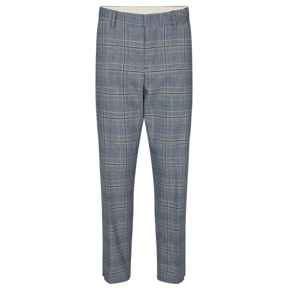 MOS MOSH - DREW CHESTER PANT BLUE ANKLE