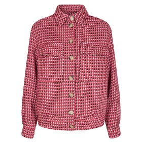 CO COUTURE - ROSALIE FLASHY BOUCLE JACKET
