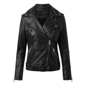 DEPECHE - BIKER JACKET W/BELT