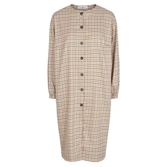 CO COUTURE - THEREZA DRESS BONE