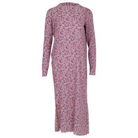 NEO NOIR - VOGUE ROSE DRESS FLORAL ROSE