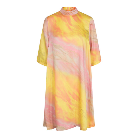 CO COUTURE - RAINBOW DRESS CANDYFLOSS