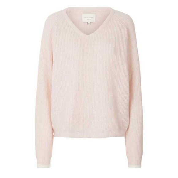LOLLYS LAUNDRY - ALIZA JUMPER BABY PINK