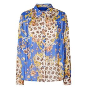 LOLLYS LAUNDRY - MOLLY SHIRT BLUE