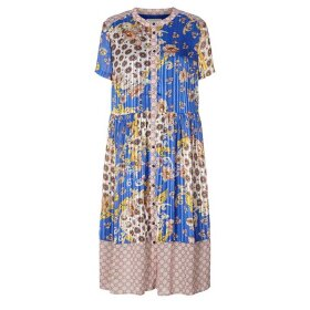 LOLLYS LAUNDRY - ALIYA DRESS BLUE