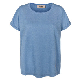 MOS MOSH - LAKE BLUE KAY T-SHIRT