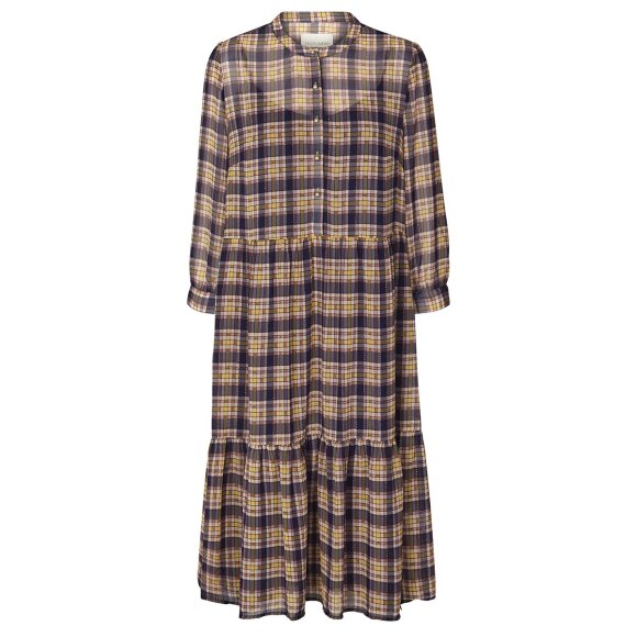 LOLLYS LAUNDRY - NAJA DRESS PURPLE