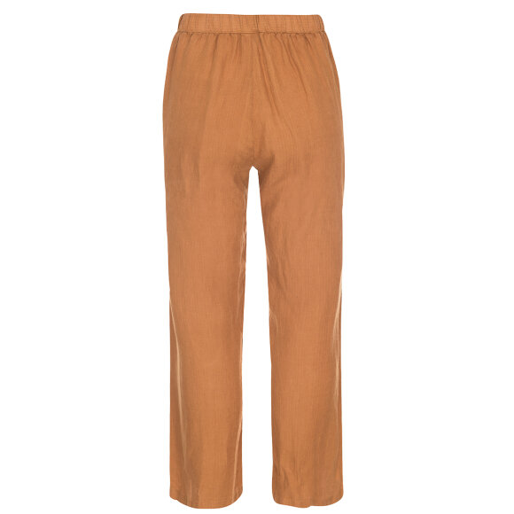 ONE TWO LUXZUZ - ELINE PANT TOBACCO