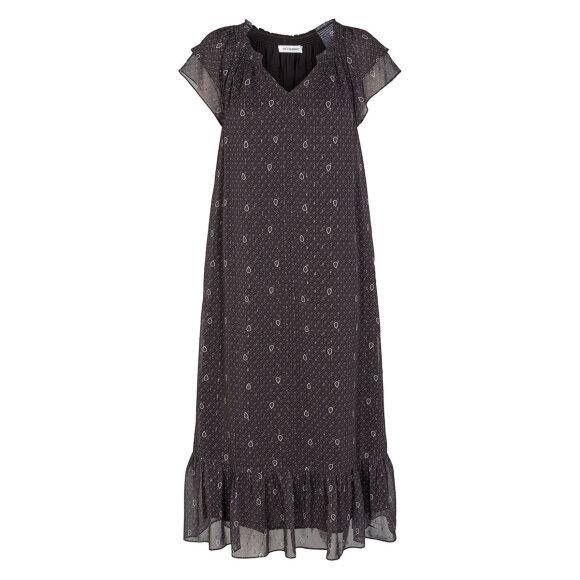 CO COUTURE - PAISLEY NIGHT SHIRT DRESS