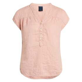 ONE TWO LUXZUZ - 333 BONNA TOP ANTIQUE ROSE