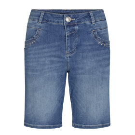 MOS MOSH - NAOMI NOVEL SHORTS BLUE SHORT