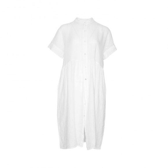 TIFFANY - WHITE DRESS LINEN