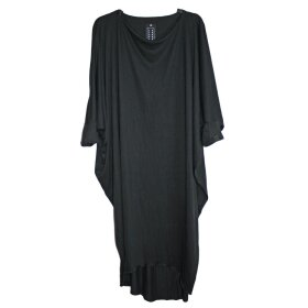 LISELOTTE HORNSTRUP - DRAPE DRESS BLACK