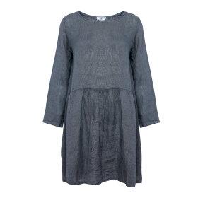 TIFFANY - 16539 Dress Dark Grey