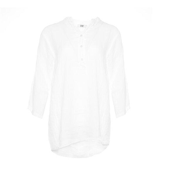 TIFFANY - WHITE SHIRT LINEN