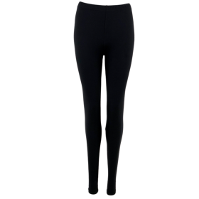 BLACK COLOUR - BLACK LEGGINGS