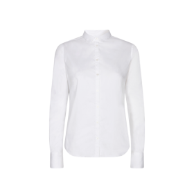 MOS MOSH - WHITE TILDA SUSTAINABLE SHIRT