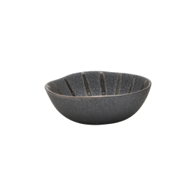 HOUSE DOCTOR - BOWL, SUNS, DARK BROWN