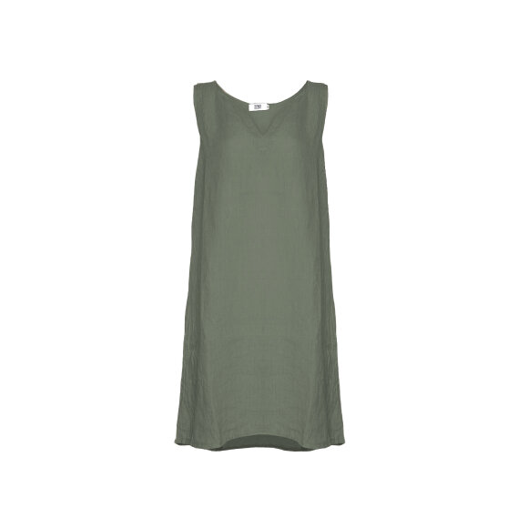 TIFFANY - ARMY TOP, LINEN