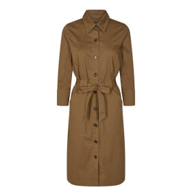 MOS MOSH - DEER BROWN SELBY COLE DRESS