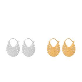 PERNILLE CORYDON - SMALL FLARE EARRINGS