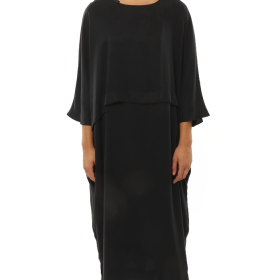 LISELOTTE HORNSTRUP - BLACK BLISS DRESS