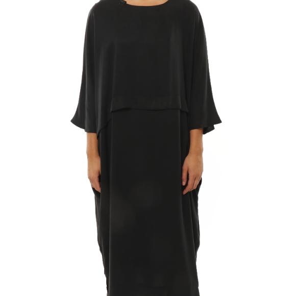 LISELOTTE HORNSTRUP - BLACK BLISS DRESS