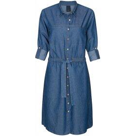 ONE TWO LUXZUZ - NETTY DRESS USED DENIM