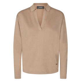 MOS MOSH - PEBBLE WYLIE LUREX KNIT