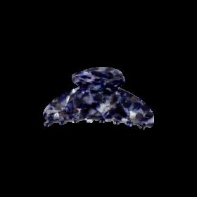 BLACK COLOUR - BLUE VAIA HAIRCLAW