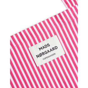 MADS NØRGAARD - SHOCKING PINK SACKY ATOMA