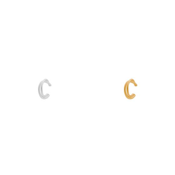 PERNILLE CORYDON - PARIS EAR CUFF, ONE SIZE 10,5M