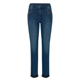 MOS MOSH - BLUE REGULAR NAOMI SOHO JEANS