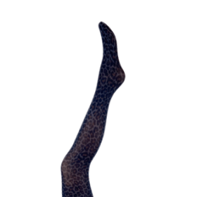 BLACK COLOUR - DARK GREY LEO ALMA LEO TIGHTS
