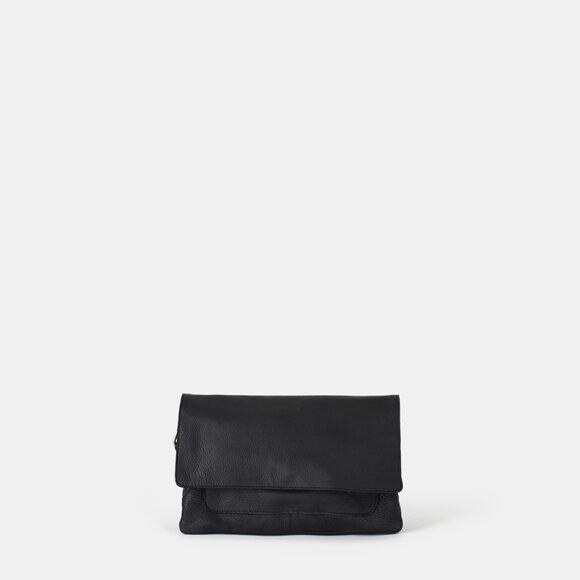 RE:DESIGNED - BLACK DAVINA BAG, SMALL