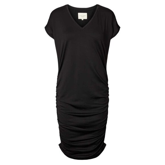 LOLLYS LAUNDRY - BLACK INDIANA DRESS