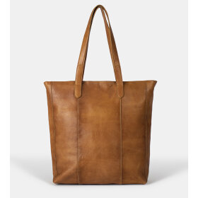 RE:DESIGNED - BURNED TAN JEMMA BAG LARGE