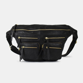 RE:DESIGNED - BLACK/GOLD LY BUMBAG