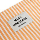 MADS NØRGAARD - TANGERINE/OFFWHITE SACKY ATOMA