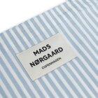 MADS NØRGAARD - FOREVER BLUE/WHITE SACKY ATOMA