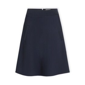 MADS NØRGAARD - NAVY STRETCH TWILL STELLY